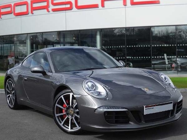 Porsche 911 Porsche Centre Glasgow