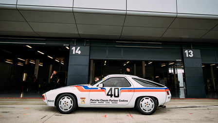 40 years of the Porsche 928