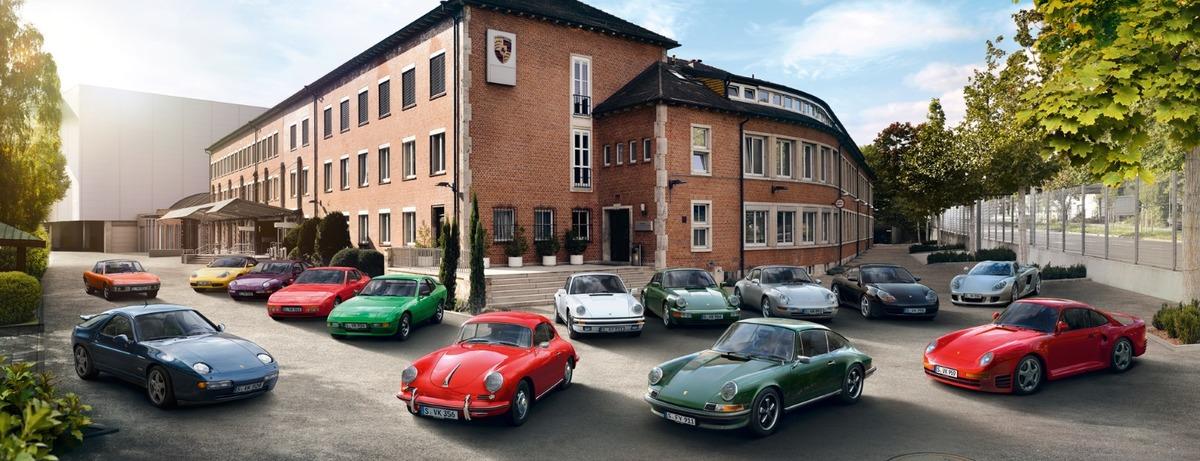 Owner Services Porsche Classic Porsche Centre Glasgow